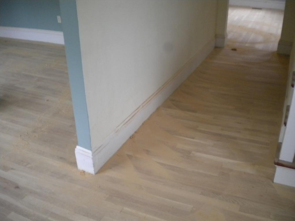Wood floor refinishing service in arlington mark 39 s for Hardwood flooring service