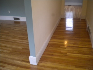Arlington, MA Hardwood Floor Refinishing by Mark's Master Service