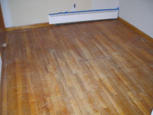 Floor Refinishing - Burlington, MA by Mark's Master Service