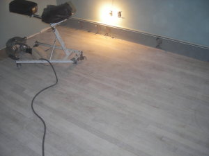 Burlinton Floor Sanding Service by Mark's Master Service