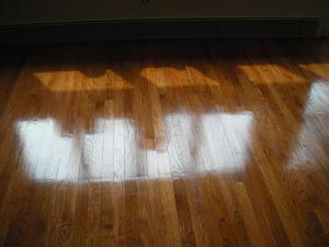 Burlington Floor Refinishing Service by Mark's Master Service