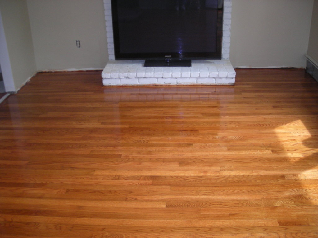 Wood floor sanding refinishing in burlington ma for Burlington wood floors