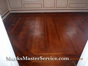 Wood Floor Sanding in Arlington, MA by Mark's Master Service