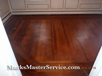 Wood floor refinishing in arlington ma colonial house for Columbia flooring melbourne ar