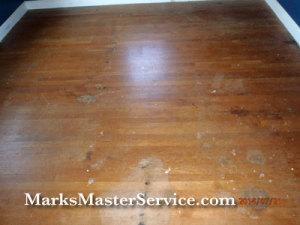 Damaged Wood Floor in Arlington, MA 017