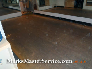 wood floor refinishing in Lexington, MA by Mark's Master Service