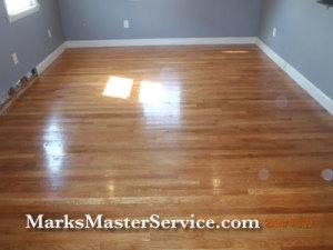 Floor Refinishing - Arlington, MA by Mark's Master Service