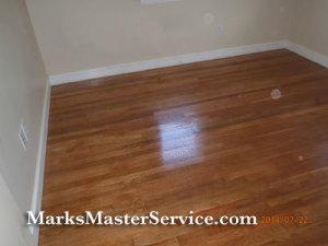 Wood Floor Sanding- Arlington, MA by Mark's Master Service