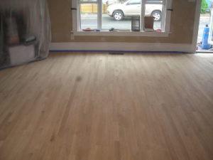 wood floor refinishing and wood floor sanding in Winchester, MA - Marks Master Service, Massachusetts