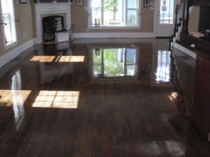 wood flooring in Winchester, MA - Wood Floor Refinishing and Sanding in Massachusetts
